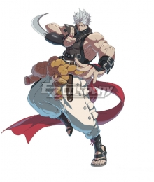 Guilty Gear STRIVE Chipp Zanuff Cosplay Costume