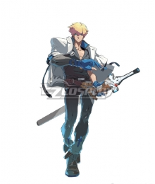 Guilty Gear STRIVE Ky Kiske  Cosplay Costume