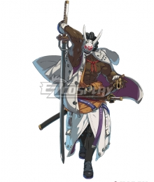 Guilty Gear STRIVE Nagoriyuki Cosplay Costume