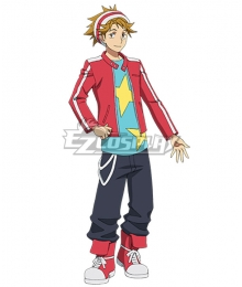 Gundam Build Divers Re:Rise Kazami Torimachi Cosplay Costume