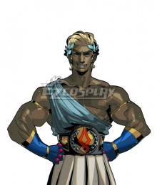 Hades Theseus Cosplay Costume