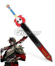 Hades Zagreus Cosplay Weapon Prop