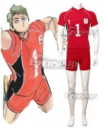 Haikyu!! Haikyuu!! Japan Bokuto Koutarou Cosplay Costume