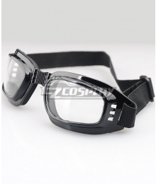 Haikyu!! Kei Tsukishima Glasses Goggles Cosplay Accessory Prop
