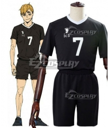 Haikyuu!! Season 4 Haikyuu!!: To the Top Atsumu Miya Cosplay Costume