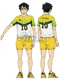 Haikyuu!! Season 4 Haikyuu!!: To the Top Kiyoomi Sakusa Cosplay Costume