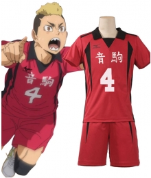 Haikyuu!! Season 4 Haikyuu!!: To the Top Taketora Yamamoto Cosplay Costume