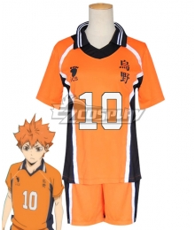 Haikyuu!! Season 4 Haikyuu!!: To the Top Shōyō Hinata Shoyo Hinata New Uniform Cosplay Costume