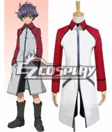 Hakkenden Eight Dogs of the East Shino Inuzuka Cosplay Costume