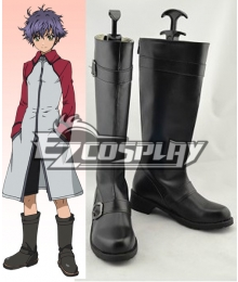 Hakkenden Eight Dogs of the East Shino Inuzuka Cosplay Shoes