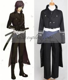 Hakuouki Shinsengumi Kitan Saito Hajime Cosplay Costume