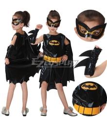 Halloween Bat Girl Cosplay Costume