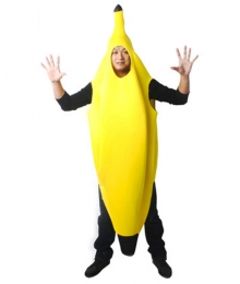 Halloween Costume Party Banana Cosplay Costume