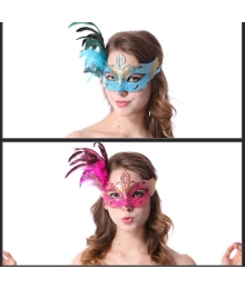 Halloween Costume Party Venice Princess Cosplay Mask