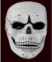 Halloween James Bond 007: Spectre James Bond Mask Cosplay Accessory Prop
