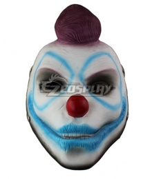 Halloween Payday 2 Resina Fox Mask Cosplay Accessory Prop