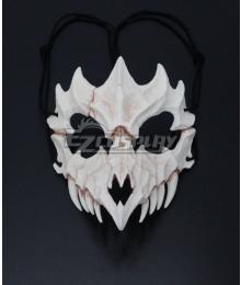 Halloween Teeth Yasha Mask I Cosplay Accessory Prop