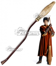 Harry Potter Harry Potter Nimbus 2000 Broom Cosplay Weapon Prop