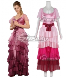 Harry Potter Hermione Jane Granger Dress Cosplay Costume