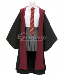 Harry Potter Hermione Jane Granger Hermione Jean Granger B Edition Cosplay Costume