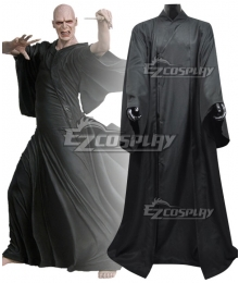 Harry Potter Lord Voldemort Black Cosplay Costume