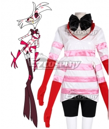 Hazbin Hotel Angel Dust Cosplay Costume
