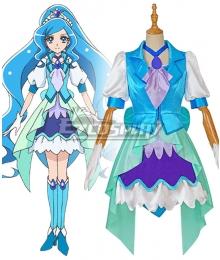 Healin' Good Pretty Cure Sawaizumi Chiyu Cure Fontaine Cosplay Costume