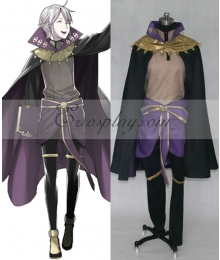 Fire Emblem Awakening Henry Cosplay Costume