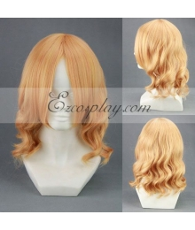 Hetalia France Yellow Cosplay Wig-119AB