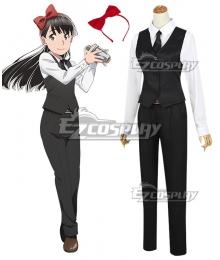 Hinamatsuri Hitomi Mishima Cosplay Costume