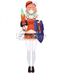 Holdlive Virtual YouTuber English Takanashi Kiara Cosplay Costume
