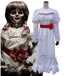 Horror Movie Annabelle: Creation Annabelle Halloween Cosplay Costume