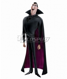 Hotel Transylvania 2 Count Dracula Cosplay Costume