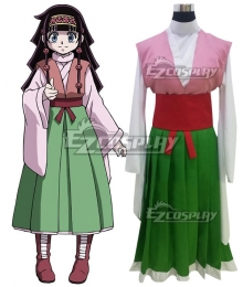 Hunter X Hunter Alluka Zoldyck Cosplay Costume