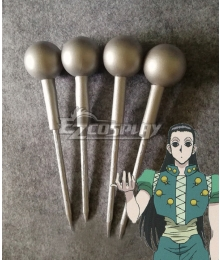 Hunter X Hunter Illumi Zoldyck Cosplay Accessory Prop