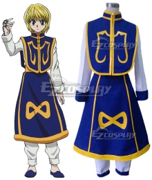 Hunter X Hunter Kurapica Kurapika Cosplay Costume