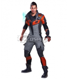 Hyper Scape Adi Burns Cruze Kehinde Laz Myrto Noor Takeshi Halloween Cosplay Costume