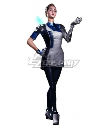 Hyper Scape Prodigy Halloween Cosplay Costume