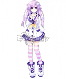 Hyperdimension Neptunia Nepgear Cosplay Costume