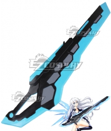 Hyperdimension Neptunia Noire Hyper Dimension Black Heart Cosplay Weapon Prop