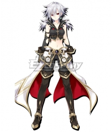 Hyperdimension Neptunia S-sha Cosplay Costume