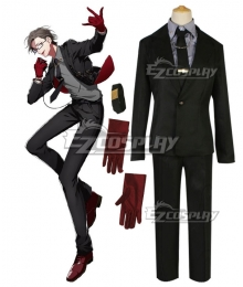 Hypnosis Mic Division Rap Battle 45 Rabbit Juto Iruma Cosplay Costume
