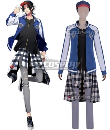 Hypnosis Mic Division Rap Battle Jiro Yamada MC.M.B Middle Brother Cosplay Costume