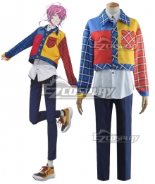 Hypnosis Mic Division Rap Battle Ramuda Amemura Cosplay Costume New Edition