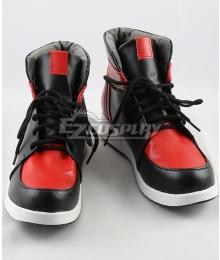 Hypnosis Mic Division Rap Battle The Dirty Dawg Ichiro Yamada MC.B.B Big Brother Red Black Cosplay Shoes