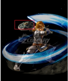 Hyrule Warriors: Age of Calamity Link Shield Cosplay Weapon Prop