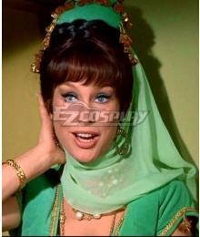 I Dream of Jeannie Jeannie's Sister Jeannie II Grown Cosplay Wig
