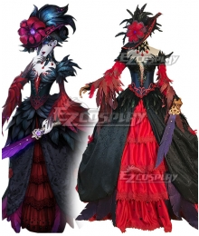 Identity V Bloody Queen Mary Last Dance Halloween Cosplay Costume