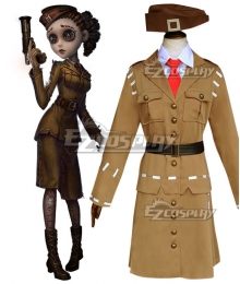 Identity V Coordinator Martha Behamfil Halloween Cosplay Costume
