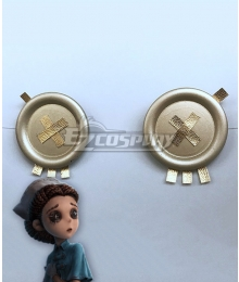 Identity V Doctor Emily Dyer Sunglasses Halloween Cosplay Accessory Prop